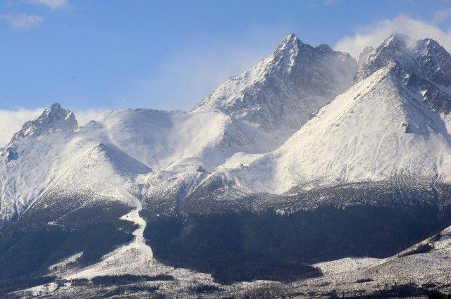 Vysoké Tatry -Tatranská Lomnica (lyžiarske stredisko)