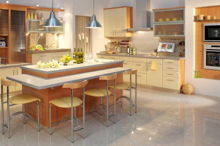 Amazing Kitchen Design Countertops Layout - pictures, photos, images