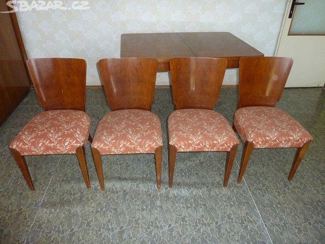 Prodám starožitný nábytek Halabala - obrázek číslo 8