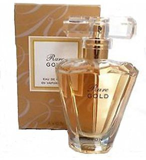Rare Gold Eau De Parfum By Avon For Women 1.7 Oz
