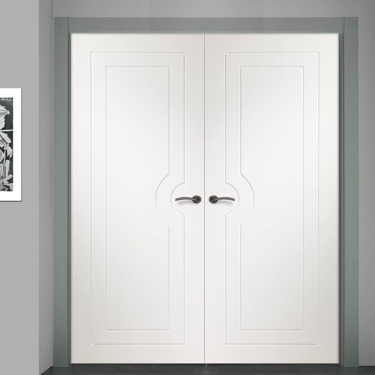 37 best Simpli White Double Doorsets from XL Joinery images on