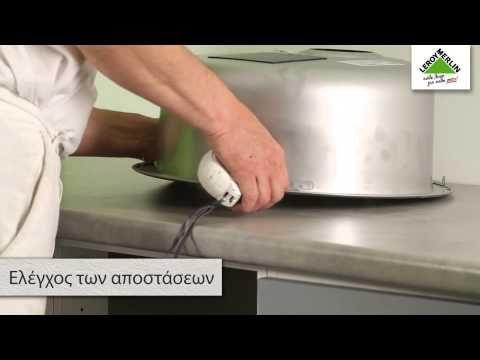 Τοποθετώ πάγκο κουζίνας - YouTube