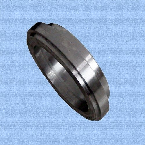 Steel Flange Material : steel Crafts : investment casting Surface treatment : grinding Application industry : engineering