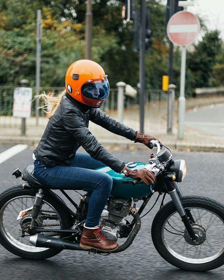 Honda CG125 #caferacer discover #motomood