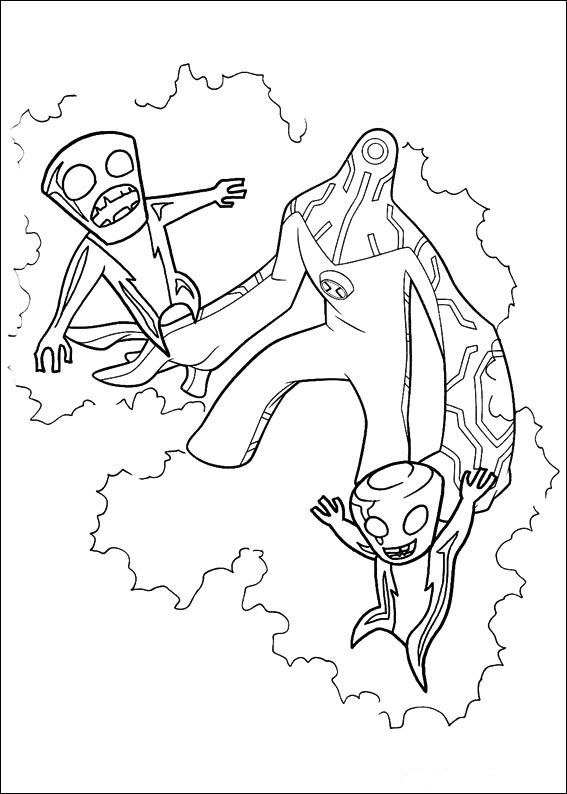 Ben 10 Printable Coloring Pages 19 In 2021 Coloring Books Printable Coloring Pages Coloring Pages