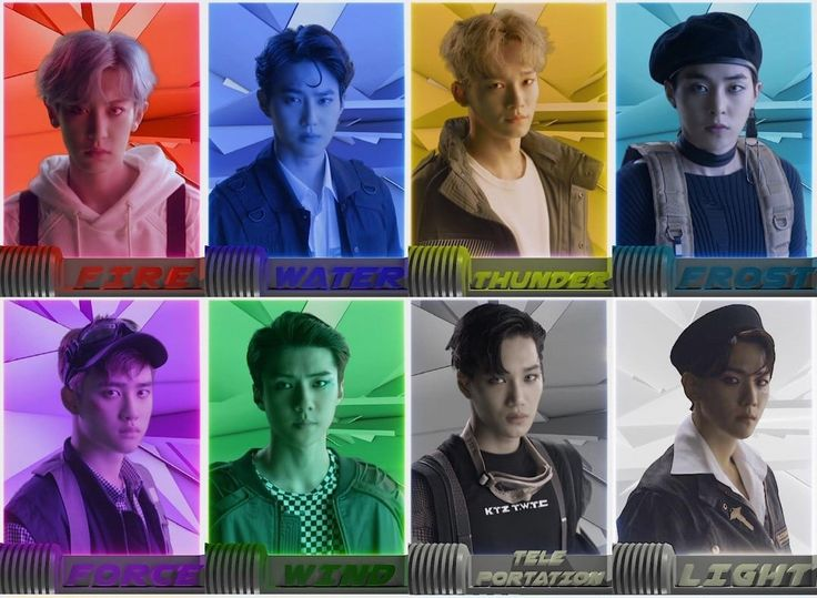 """Watch: EXO Announces Release Date, Details, + New Teaser For """"THE WAR: The Power Of Music"""" 