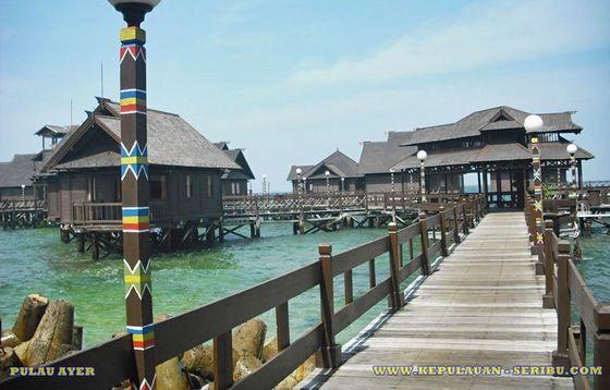 Pulau Ayer Resort - Travel Pulau Seribu