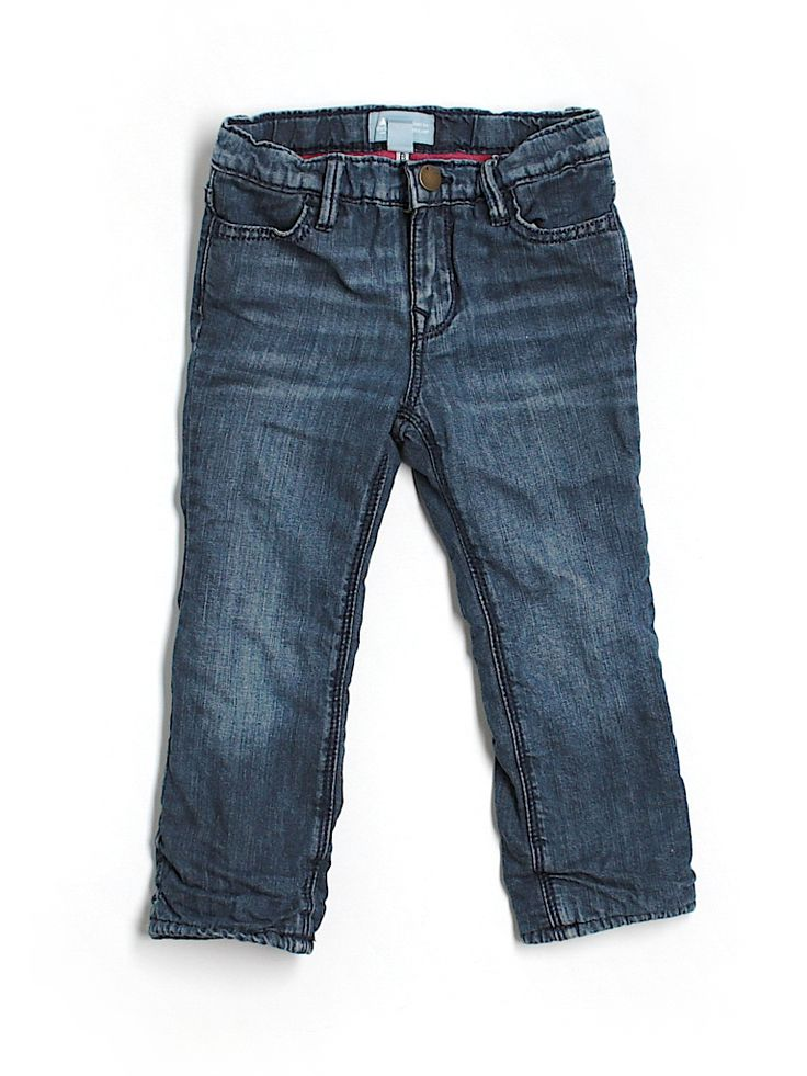 Check it out—Baby Gap Outlet Jeans for $6.99 at thredUP!