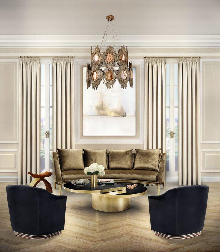 519 best Inspiring Interieurs images on Pinterest Living room - wohnzimmer ideen romantisch