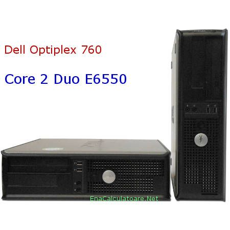 Calculatoare sh Dell Optiplex 755 = 299 lei ! Computere sh Dell Optiplex 755, Intel Core 2 Duo E6550, 2 Gb ram ddr2, 80 Gb Harddisk, DvdRom, Placa sunet, Placa retea Gigabit ...