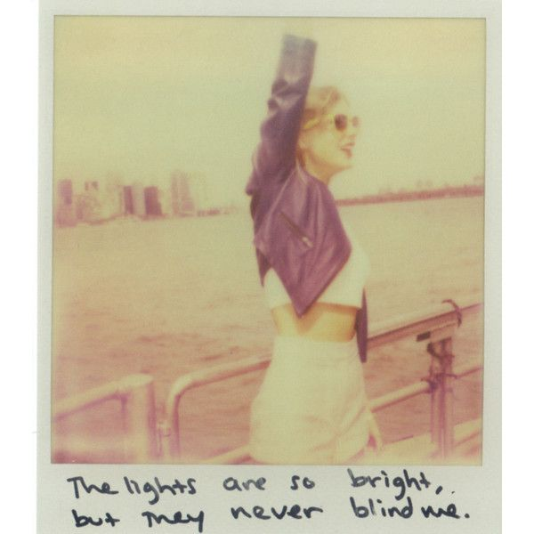 See All 65 of Taylor Swift's 1989 Polaroids ❤ liked on Polyvore featuring taylor swift, polaroids, backgrounds, fillers, 1989 polaroids, quotes, text, phrase and saying
