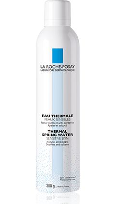 THERMALWASSER Spray packshot from Thermalwasser, by La Roche-Posay