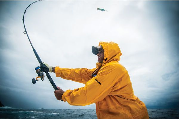 New Fishing Rain Jackets | Sport Fishing Magazine