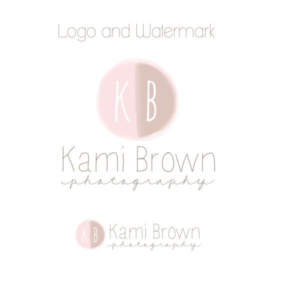 Photography Logo  premade logo  logo and by sweetlittlemuse, $55.00