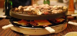 Good raclette restaurants in Paris