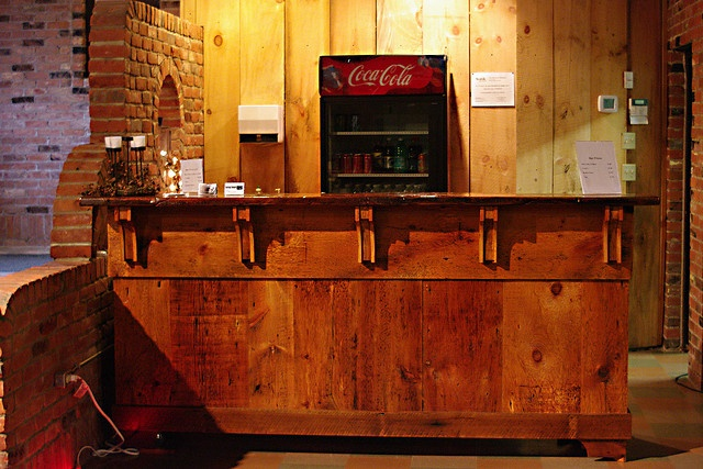 Main Hall Bar by backstage.capitol, via Flickr