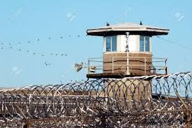 Image result for US penitentiary guard towers