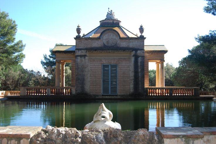 Ceremony site  Parc del Laberint d'Horta, Barcelona