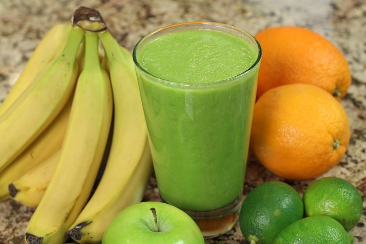 Make My Green Smoothie For Great Nutrition by Robin Robin