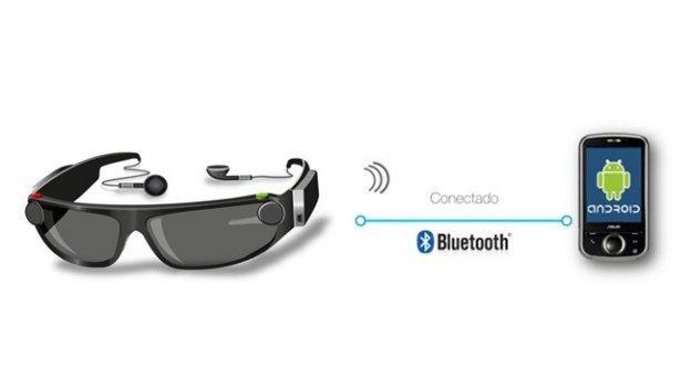 Gafas para ciegos que traducen los obstáculos en sonidos