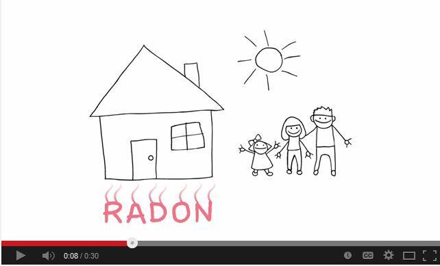 VIDÉO  |  Du radon dans votre maison ?  |  Cette courte vidéo a été développée par l'Association pulmonaire du Canada comme une annonce de service public qui couvre les informations de la base de radon et vous encourage à en apprendre davantage.