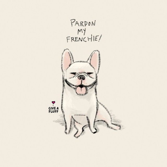Who's ready for some Frenchie Fluff?!? Let your frenchie friends know! We're working on picking and finalizing a design for our first frenchie shirt. Pre-orders will be vital to us being able to...