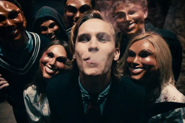 The Purge(2013)USA | France__My Rating:7.3__Director:James DeMonaco__Stars:Ethan Hawke、Lena Headey、Rhys Wakefield