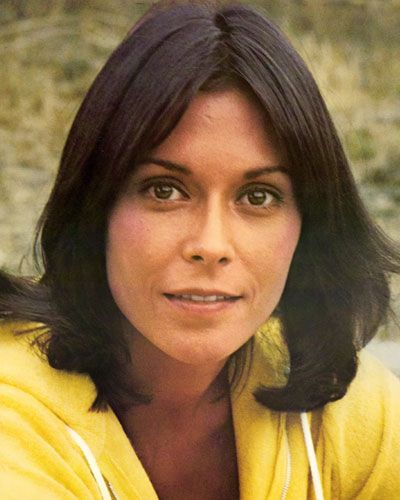 "Kate Jackson; when we played ""Charlie's Angels"" as kids, I was ALWAYS Sabrina.  She was the head angel and the ""smart' one...need I say more."