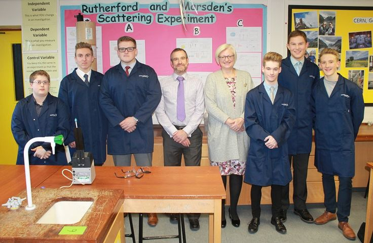 NNL Donate Lab Coats to St Benedict's Sixth Form Students https://www.cumbriacrack.com/wp-content/uploads/2017/12/Bill-Lawrie-from-NNL-donating-the-lab-coats-to-Karen-Kelso-and-St-Benedicts-Sixth-Form-Students.jpg Sixth Form Students from St Benedict's school in Whitehaven have accepted a kind donation of high quality lab coats from the National Nuclear Laboratory.    https://www.cumbriacrack.com/2017/12/07/nnl-donate-lab-coats-st-benedicts-sixth-form-students/