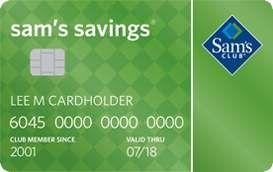 Sam's Club Credit Card benefits