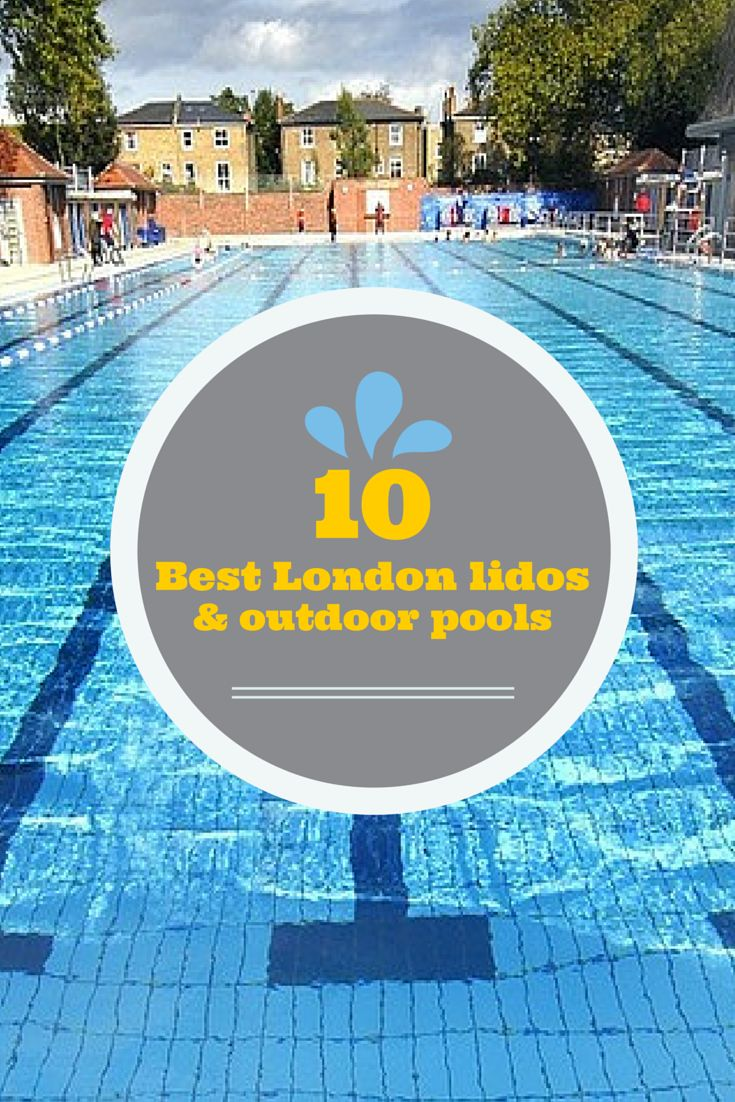 The best swimming pools and lidos in London. Happy swimming!