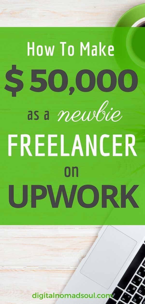 How To Make Money On Upwork As A Freelancer Zero To 50 000 Part Time How To Make Money Work From Home Jobs Business Tips