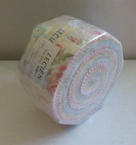Princess Rose~Cotton Fabric,Quilt~Jelly Roll,by Lecien, 2 1/2 Inch Strips,JR97,Fast Shipping,