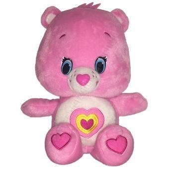 Plush Figurinewunderherzbärchi rosa28 Bears Cmcarebears Care mvNn0y8wPO