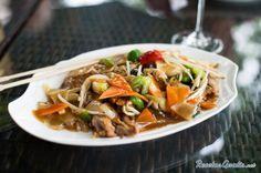 Chop suey casero