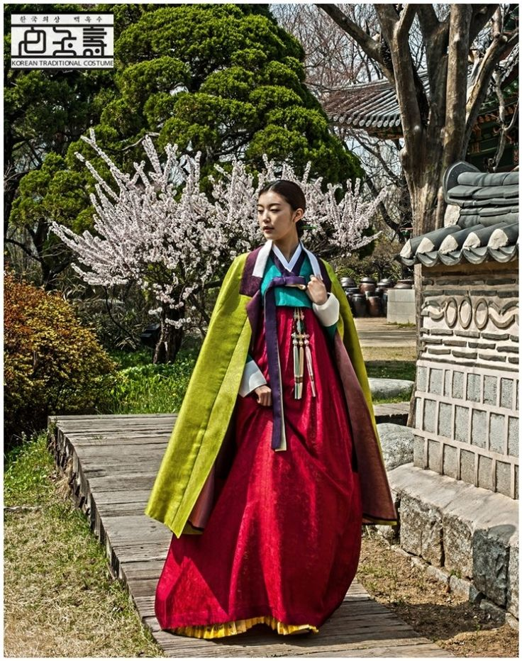 Korean Traditional [한국의상 백옥수] 2012년 웨딩 21 회보- 사뿐사뿐 봄나들이 소리 : 네이버 블로그