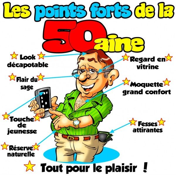 photo humour 50 ans                                                       …