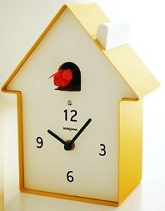Modern Cuckoo Clocks And Clock On Pinterest