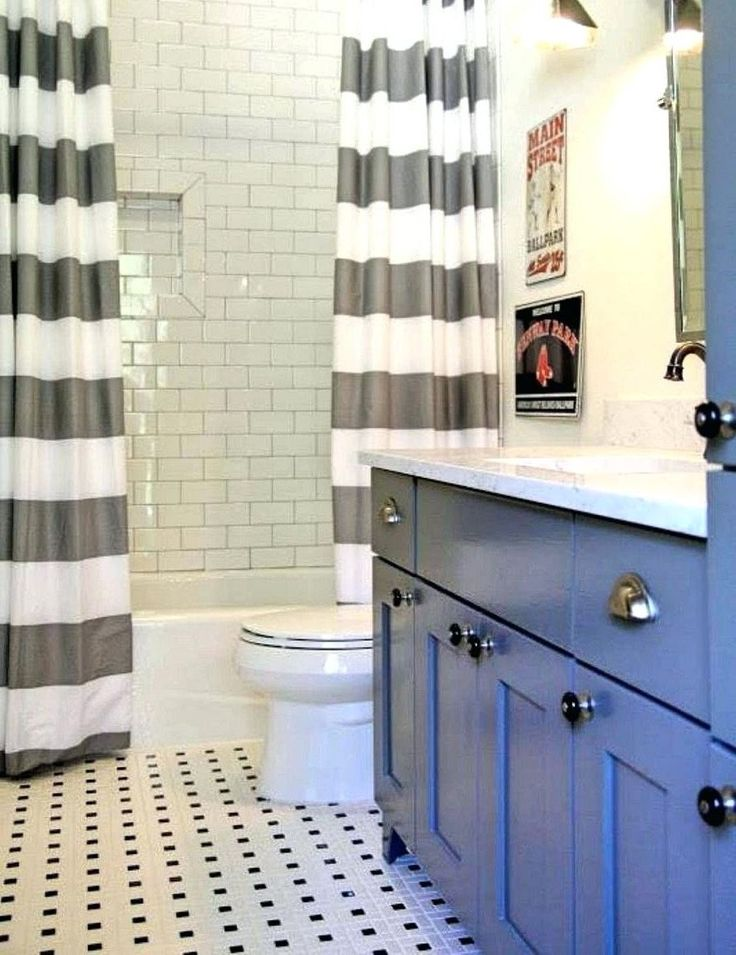 black and white striped shower curtain. Extra Long Black And White Striped Shower Curtains Best 25  shower curtains ideas on Pinterest Grey striped