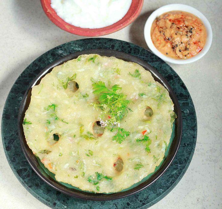 389 best maharashtrian recipes images on pinterest maharashtrian rava kakdi thalipeeth recipe maharashtrian style semolina cucumber flatbread forumfinder Images