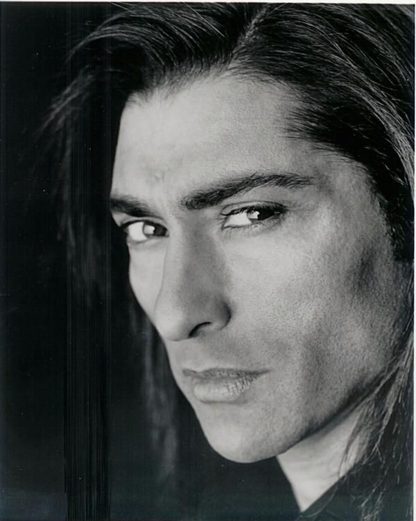 Native American (Apache) actor, writer, activist and entrepreneur Jay Tavare. Definitely hero material.