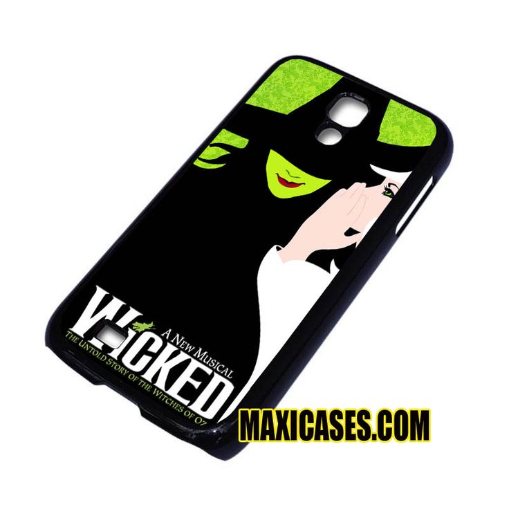 new musical wicked samsung galaxy S3,S4,S5,S6 cases