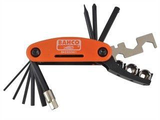 Excellent DIY Stocking Fillers - Bahco Multi Bike Pocket Tool  #DIYDoctor