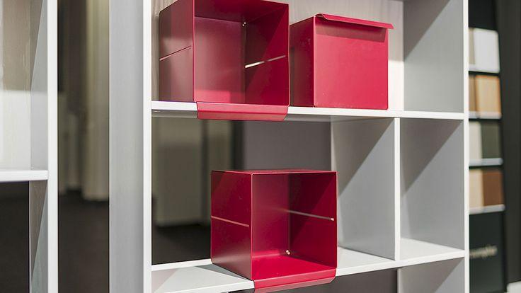 Интерьерная система Rima #7 Raumplus, салон немецкой мебели