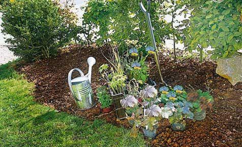 16 besten Garten Bilder auf Pinterest Gardening, Balkon und - vorgarten gestalten asiatisch