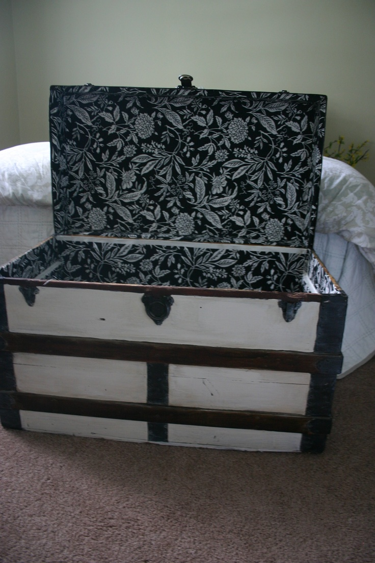 1000 Ideas About Old Trunks On Pinterest Trunks And