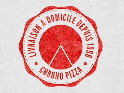 Logo Design: Pizza | Abduzeedo Design Inspiration