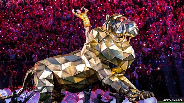Katy Perry's halftime performance at Super Bowl XLIX, hyped for months and anticipated by millions, did not disappoint.