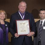 Arrow Electronics CEO Mike Long Honored with Distinguished Alumni Award from University of Wisconsin-Whitewater