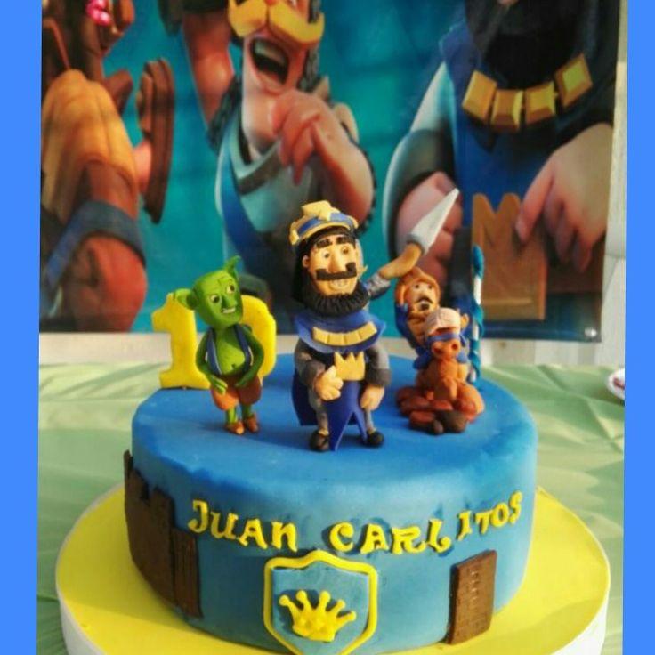Torta Clash Royale